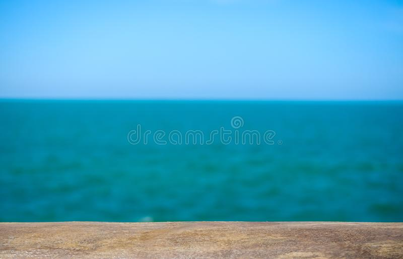 Seaview royalty free stock images