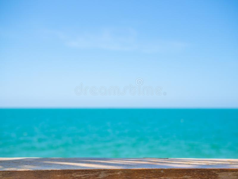 Seaview royalty free stock photography