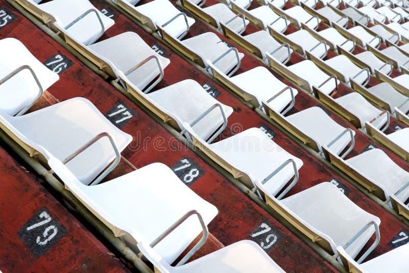 Download Empty tribune stock photo. Image of auditorium, bench - 24398198