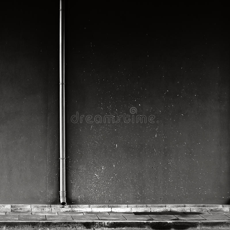 Empty wall royalty free stock image