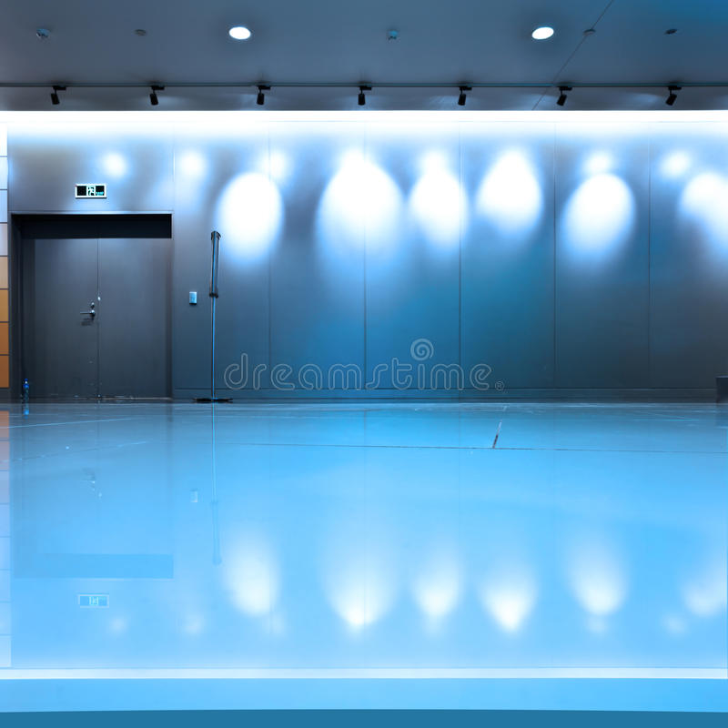 Download Empty Wall For Exhibit Stock Photos - Image: 26654073
