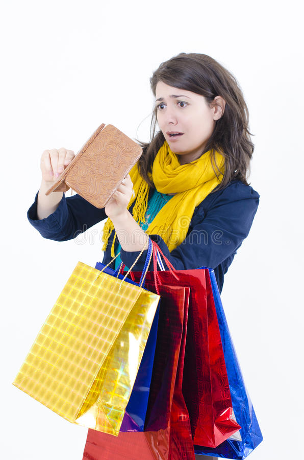 Download Empty wallet stock photo. Image of economy, carrying - 29490688