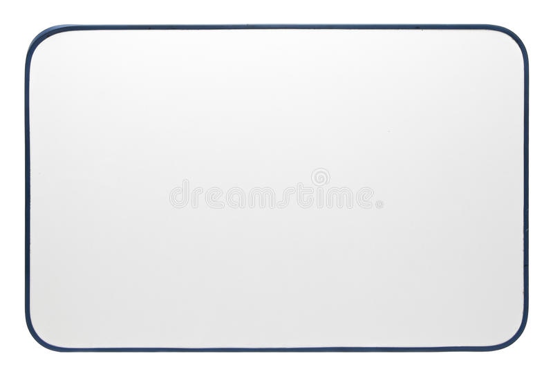 Empty whiteboard royalty free stock photos