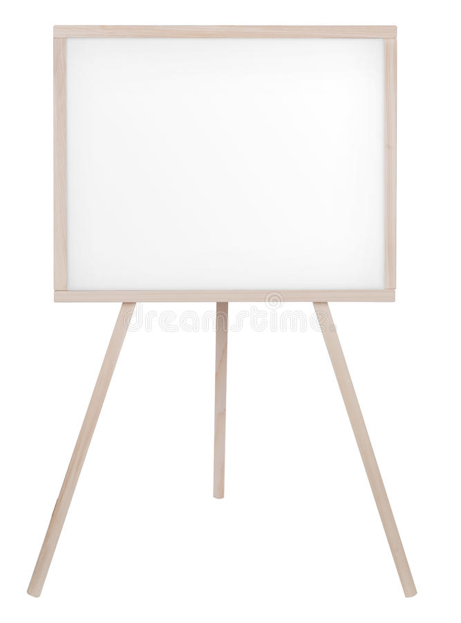 Download Empty Whiteboard (magnetic Board) Isolated On White Stock Image - Image: 32084401