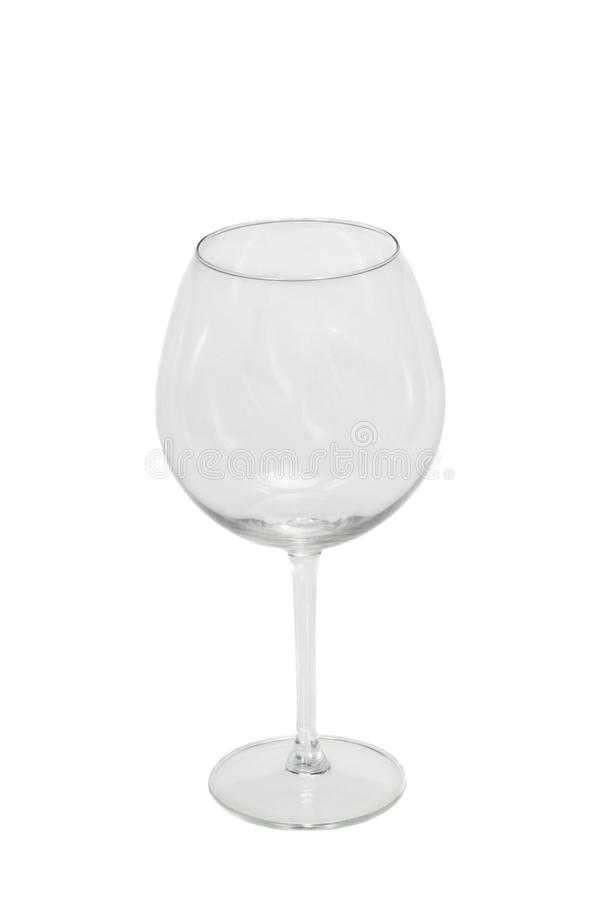 Download Empty wineglass stock image. Image of clear, elegant - 28142391