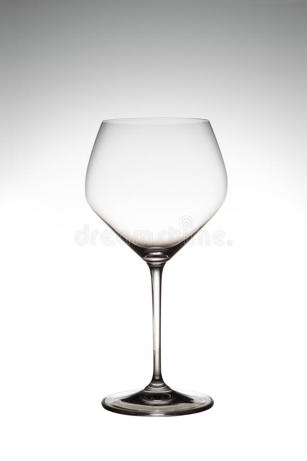 Download Empty wineglass stock photo. Image of color, goblet, glass - 28193338