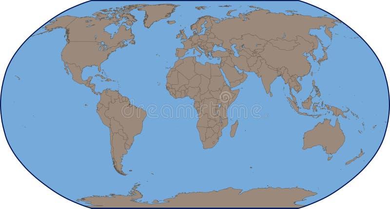 Empty world map stock vector illustration of cartography 72589738 download empty world map stock vector illustration of cartography 72589738 gumiabroncs Images