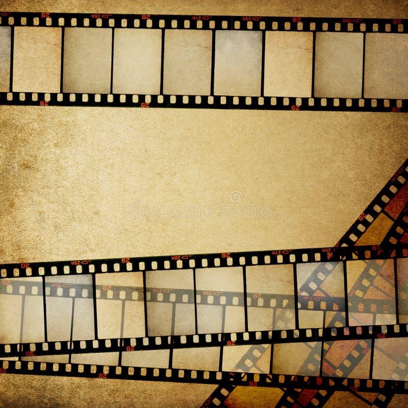 empy filmów pozytywu rocznik ilustracji