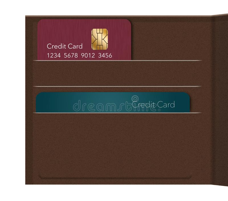 EMV chips have led to a redesign of some credit cards to a vertical or portrait format. Here is a mock generic credit card that is. In the new vertical stock photo