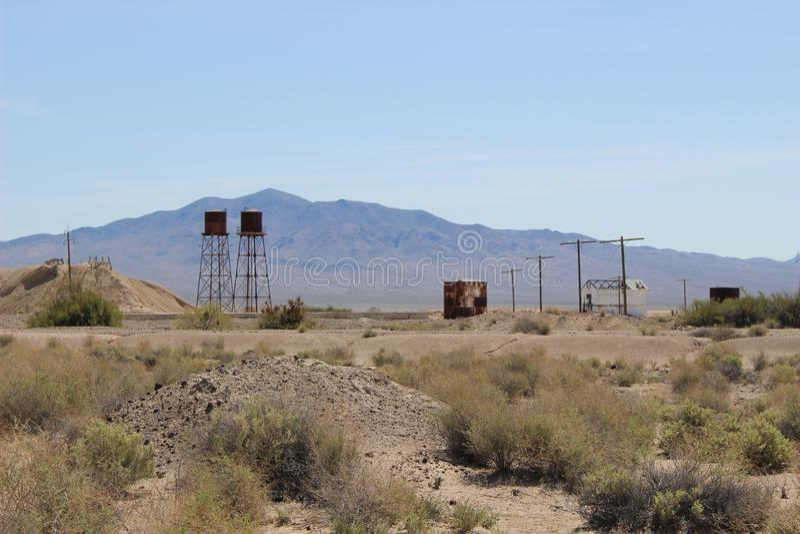 En alguna parte en Arizona, los E.E.U.U., 2018 fotografía de archivo libre de regalías