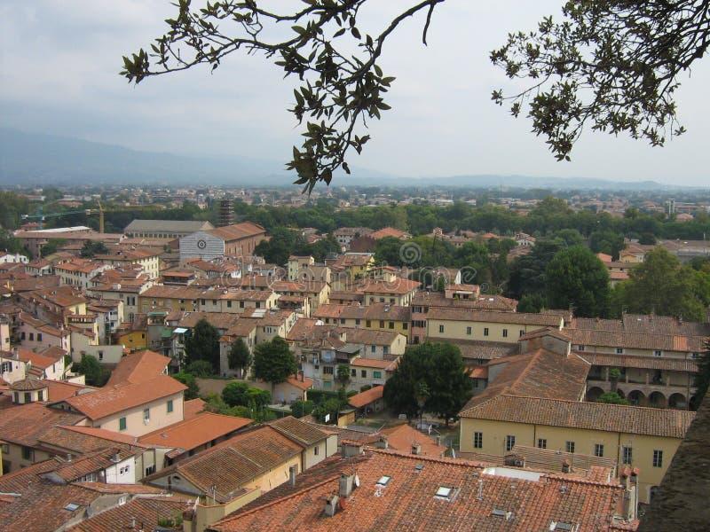 En annan sikt av Florence arkivbilder