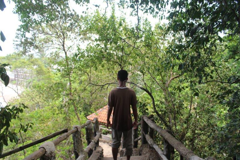 En Banten fotos de archivo