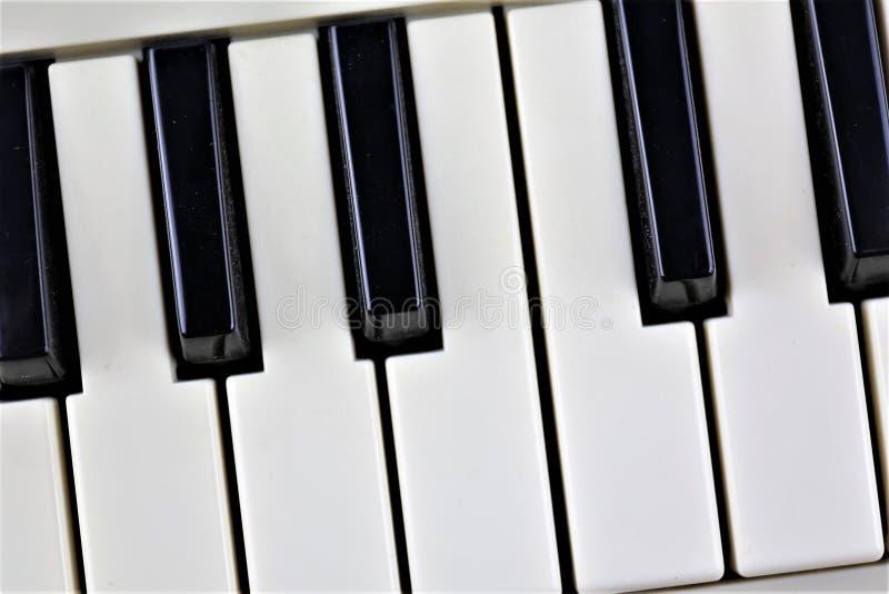 Download En Begreppsbild Av Ett Pianotangentbord Arkivfoto - Bild av close, konsert: 106826734