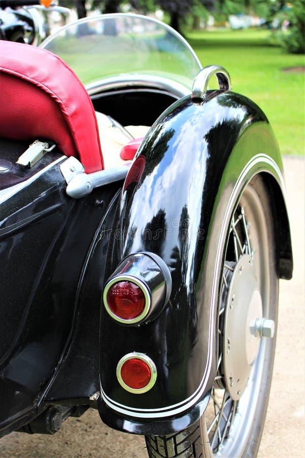 Download En Bild Av En Motorcykelsidecar Fotografering för Bildbyråer - Bild av germany, motorbike: 106838233