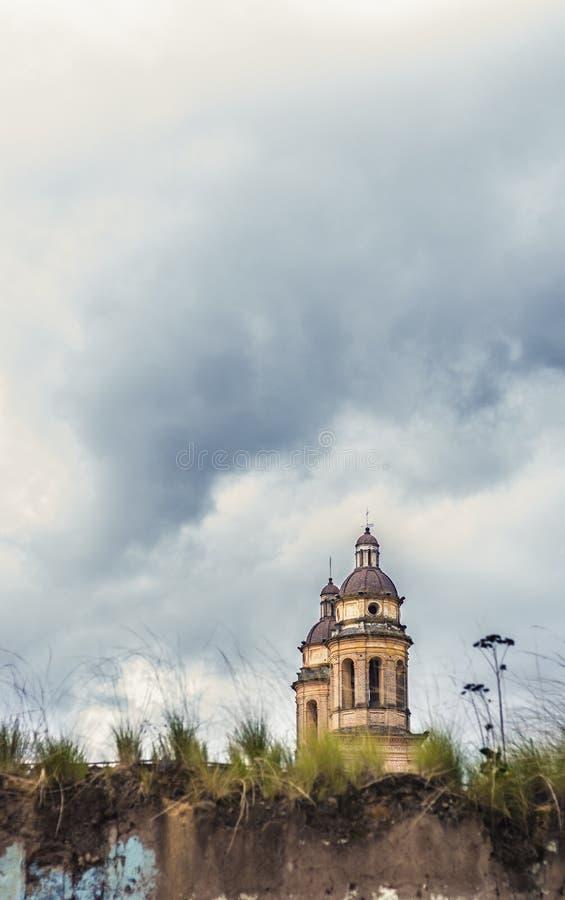 En blick på himlen royaltyfria foton