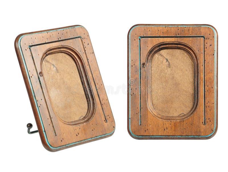 Cadre en bois de Vieux-mode