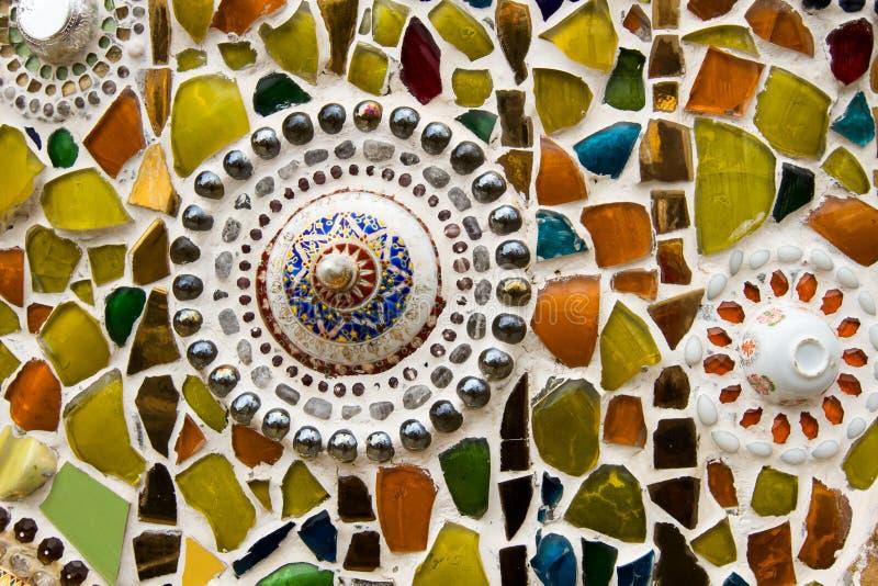 En céramique coloré photographie stock