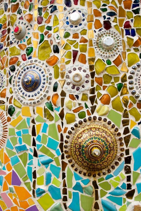En céramique coloré photos libres de droits
