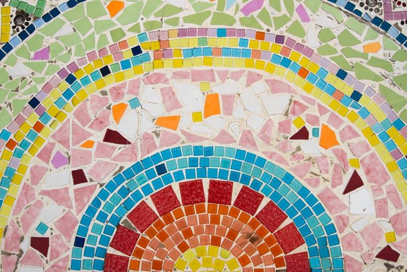 En céramique coloré photo libre de droits