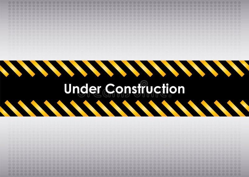 En construction photographie stock