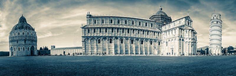 En dag i Pisa arkivfoto