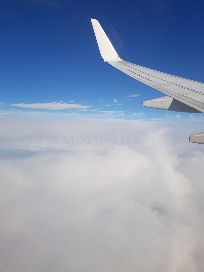 En dehors des avions photos stock