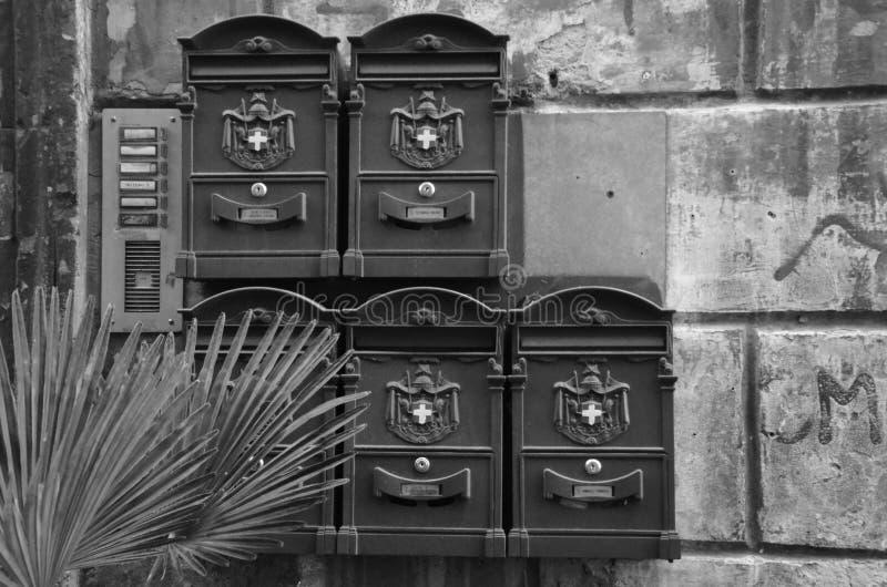 En el extranjero un solo imagen de archivo libre de regalías