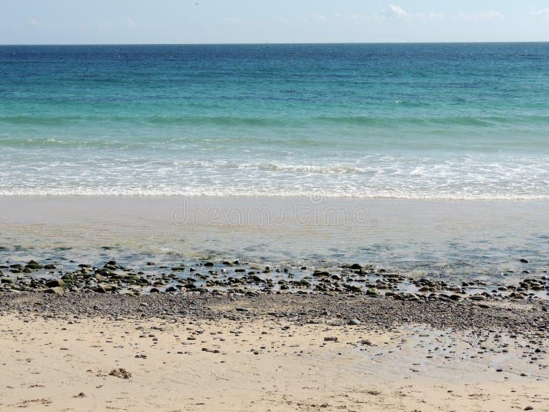 En el Océano Atlántico imagen de archivo