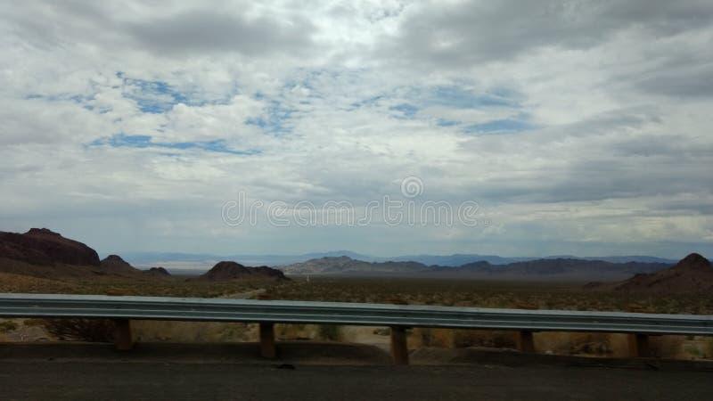 En el road1 imagenes de archivo
