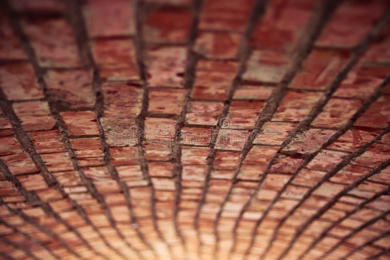 En el túnel, Arkadia Polonia imágenes de archivo libres de regalías