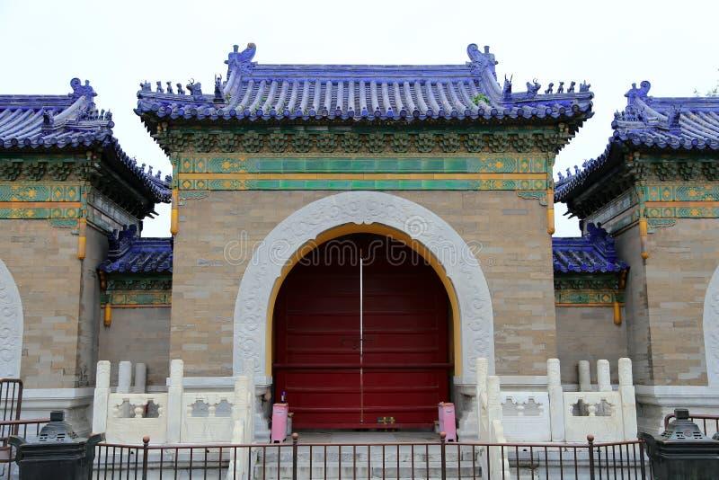 Download En El Territorio Del Templo Del Cielo), Pekín, China Foto de archivo - Imagen de educativo, chino: 42434972