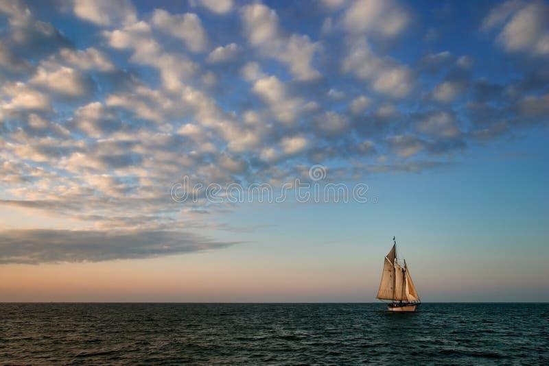 En el viento imagenes de archivo