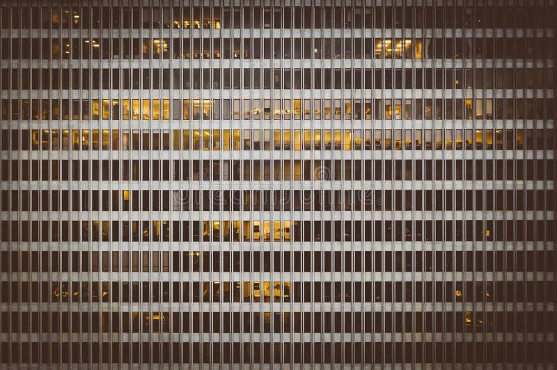 En Embarcadero mitt, San Francisco, Förenta staterna arkivfoto