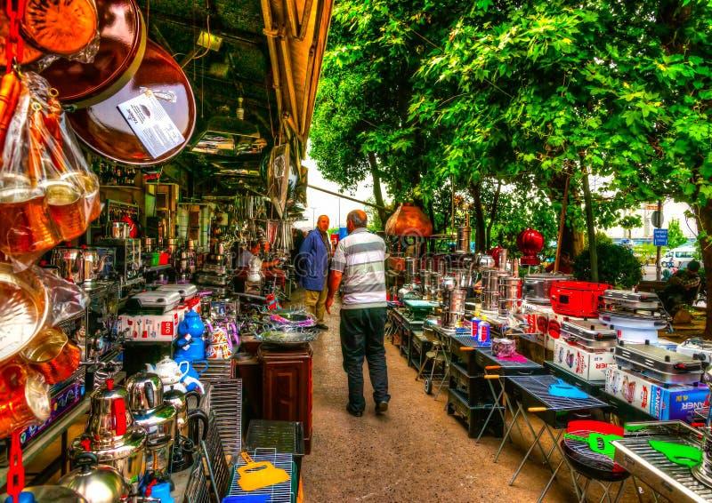 En Estambul en Turquía fotografía de archivo