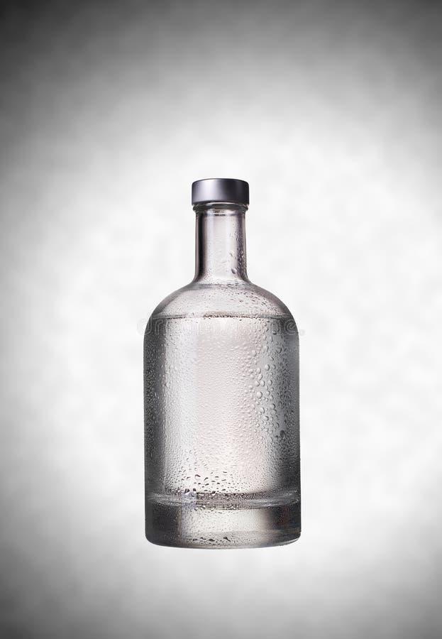 En flaska av tinktur royaltyfria bilder