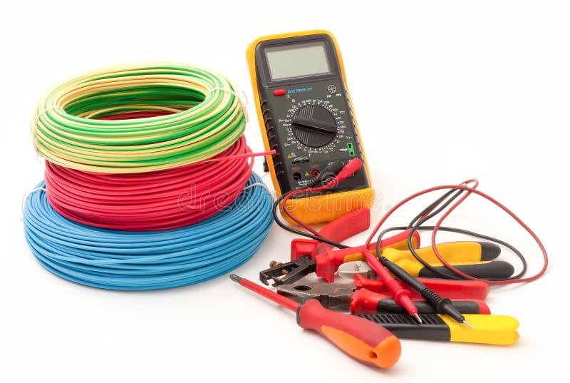 Elektrisk utrustning arkivfoton