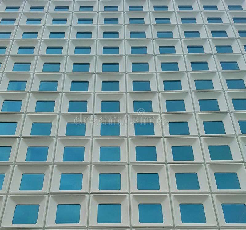 En hotellfasad i den Perth staden arkivfoto