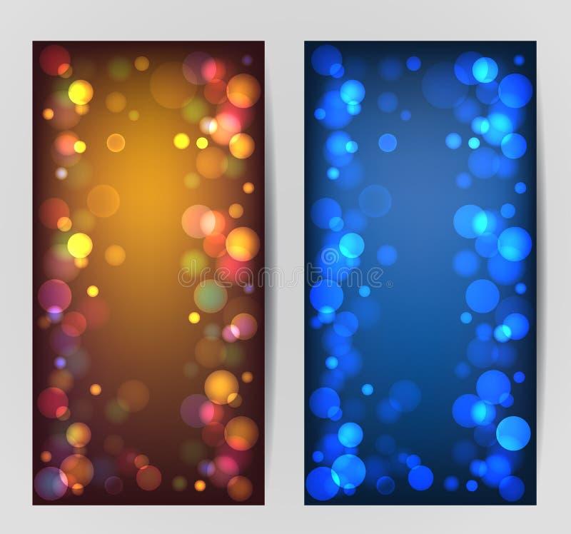 En klickcolorchange vektor illustrationer
