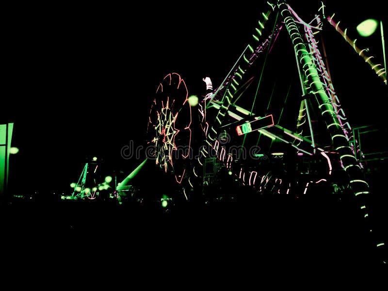 En la noche foto de archivo libre de regalías