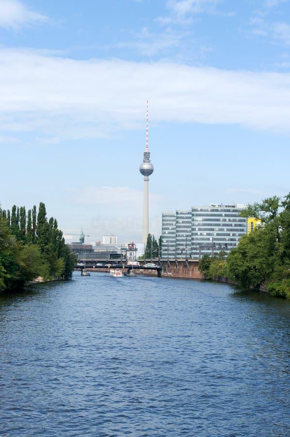 En las baterías de la juerga. Berlín. foto de archivo libre de regalías