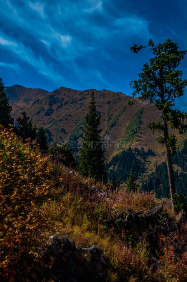 Download En las montañas imagen de archivo. Imagen de outdoors - 44852873