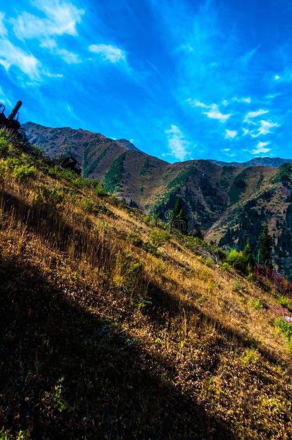 Download En las montañas imagen de archivo. Imagen de mañana, región - 44853017