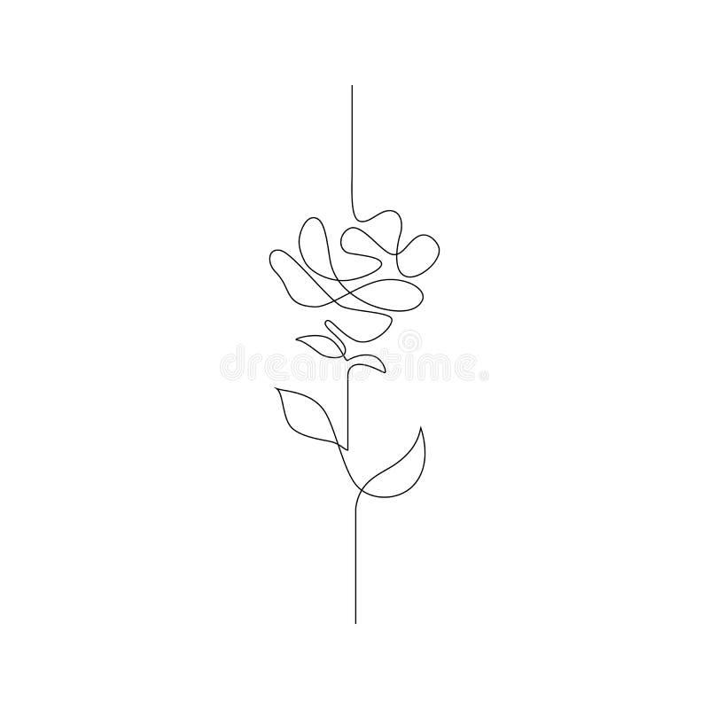 En linje teckning r Hand-dragen illustration för logo, emblem och designkortet, affisch vektor vektor illustrationer
