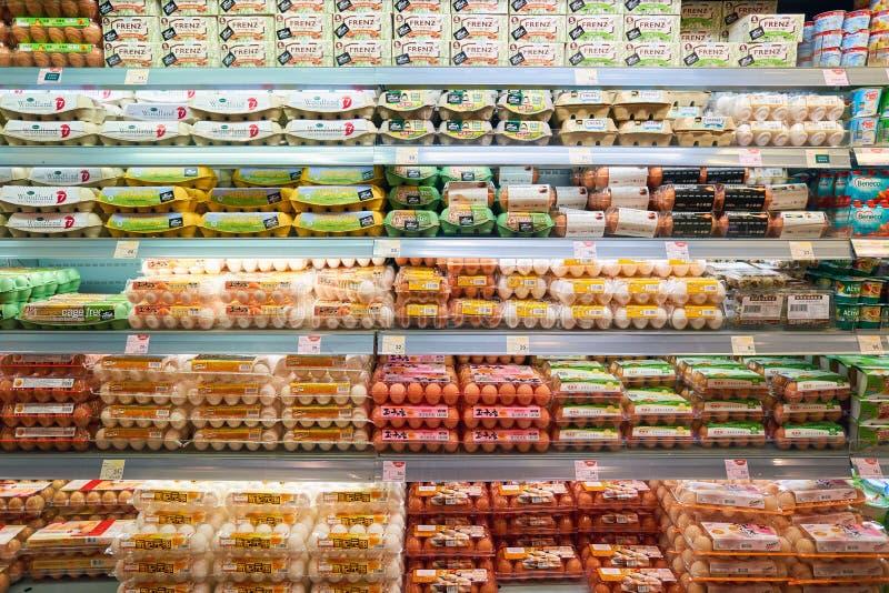 En livsmedelsbutik royaltyfria foton