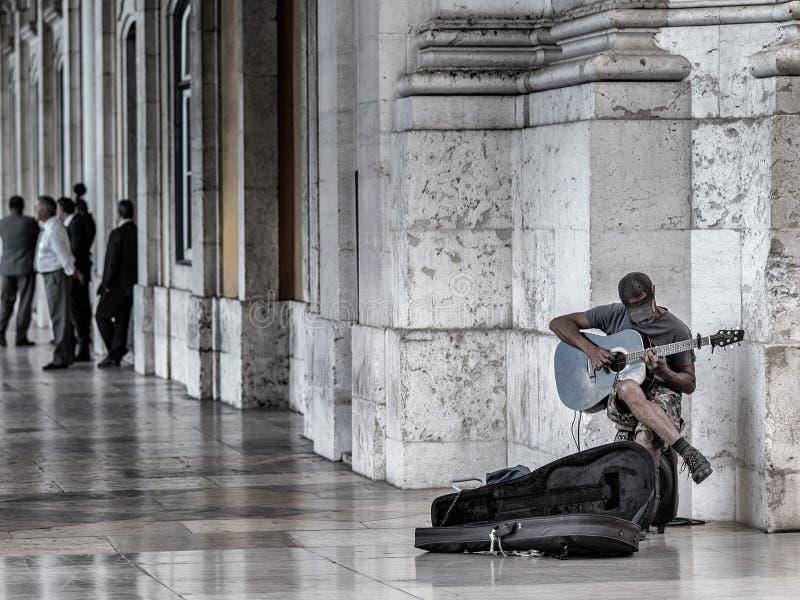 En los últimos años, la economía portuguesa ha sufrido una recesión profunda y un desempleo creciente imágenes de archivo libres de regalías
