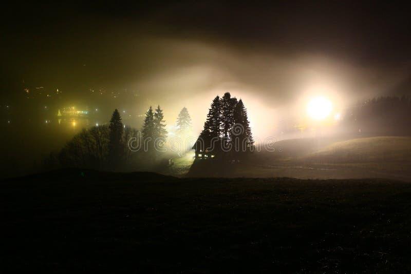 En luz de calcio fotografía de archivo libre de regalías