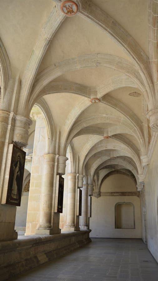 En Oaxaca del EL Convento de Santo Domingo de Pasillo 2en fotografía de archivo libre de regalías