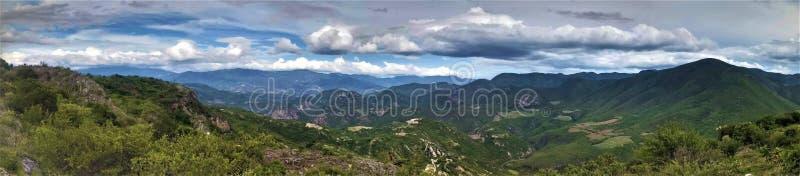 En Oaxaca Mexico3 de los valles de Montes y foto de archivo