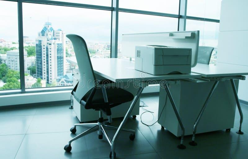 En oficina imagen de archivo
