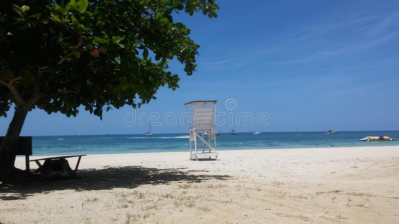 EN playa Λα στοκ φωτογραφίες